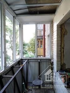 Вынос балкона от пола в Киеве - компания