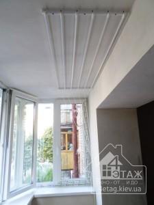 Остекление балкона под ключ Боярка - компания