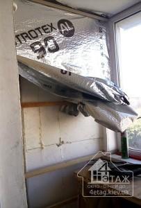 Заказать балкон под ключ в Киеве - оконная компания