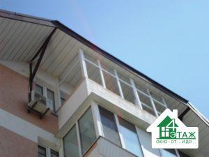 Остекление балконов в Киеве - от компании