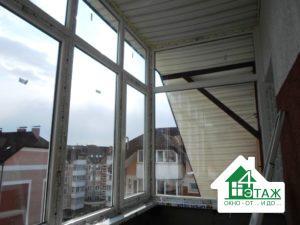 Советы по остеклению балконов в Киеве от ТМ