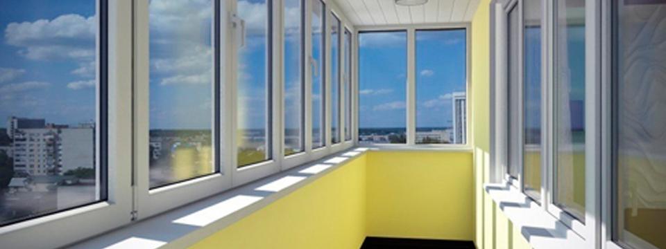 Балкон Киев купить