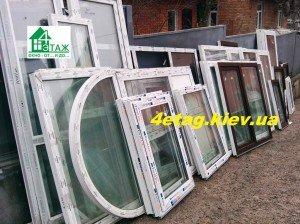 Купить окна Киев - широкий выбор пластиковых окон