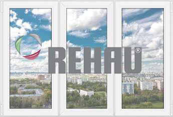 Купить окна пластиковые Rehau