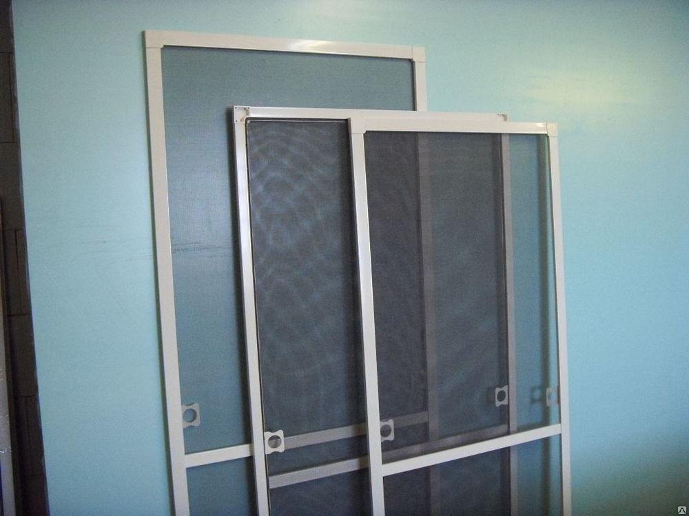 Москитные сетки на пластиковые двери