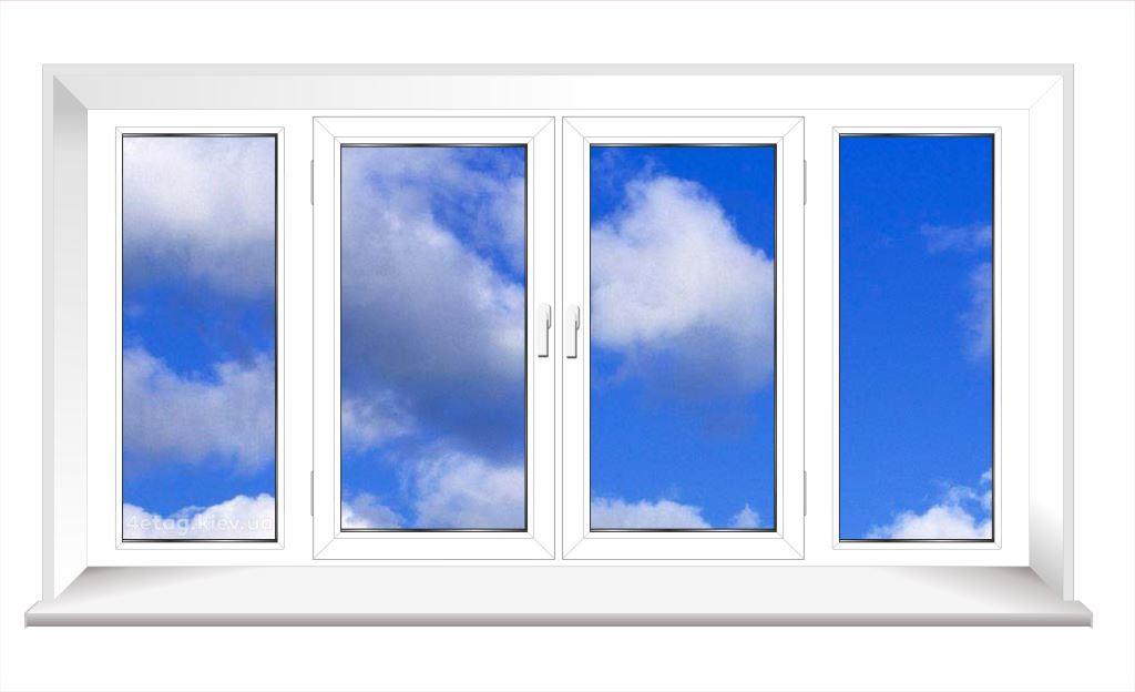 Пластиковые окна на балкон цена калькулятор..