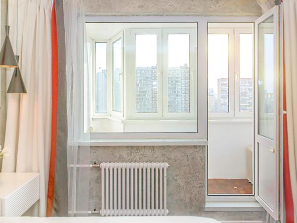 Балконный блок Veka