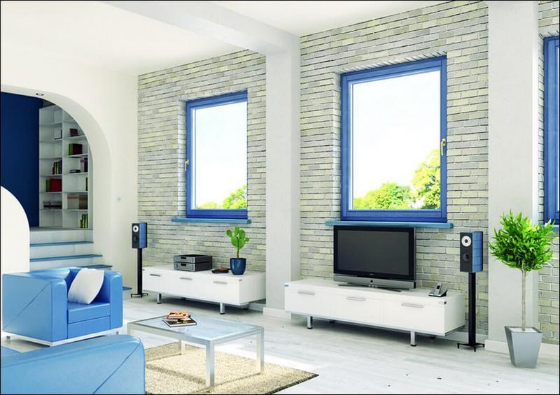 ламинированные окна цены