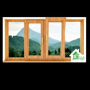 ламинированные окна на лоджию цена