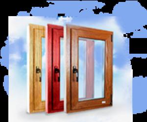 Цены на ламинированные окна Киев от 4ETAG®