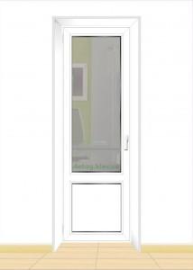 Купить балконные двери Киев недорого - актуальные цены