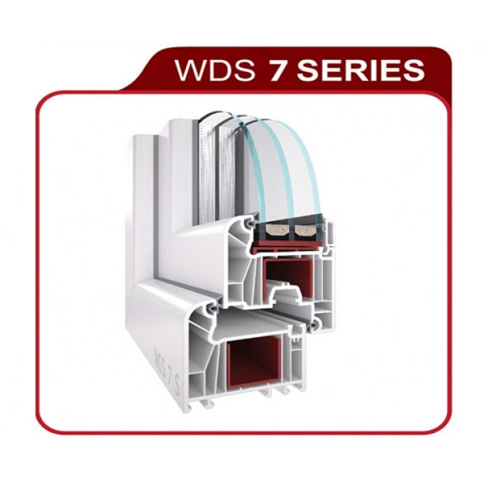 пластиковые окна WDS 7 Series