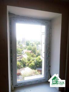 Расчет стоимости металлопластикового окна Одностворчатого