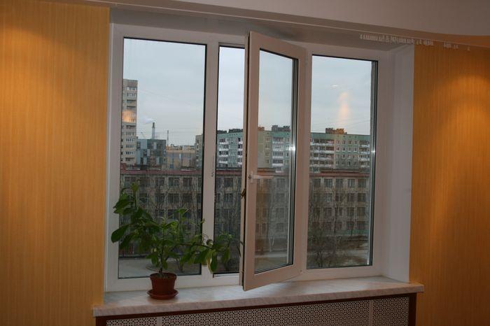 пластиковые окна с монтажем