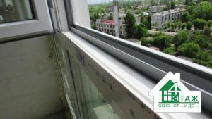 Качественные пластиковые окна Rehau Geneo в Киеве - компания 4 этаж