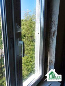 Заказать двухстворчатые окна Rehau