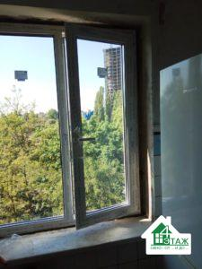 """Купить двухстворчатые окна Rehau - компания """"4 Этаж"""""""