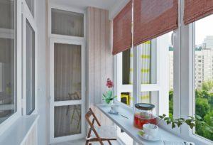 остекление балкона в чешке