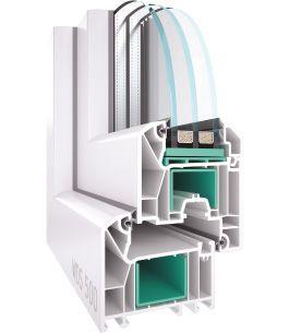 окна ВДС 500