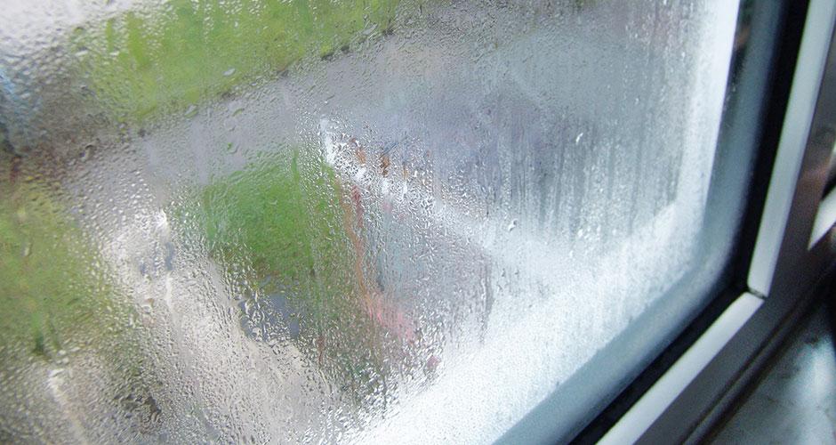 запотевания на окнах