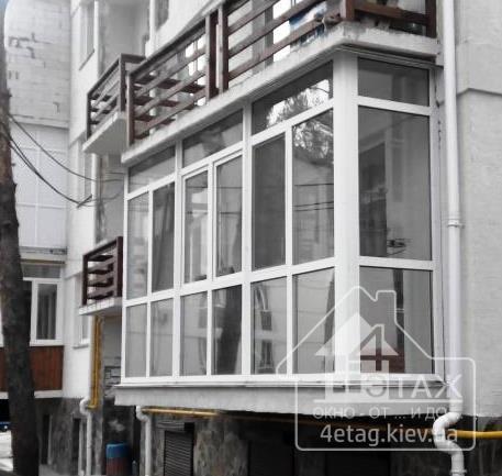 """4 этаж"" Французский балкон"