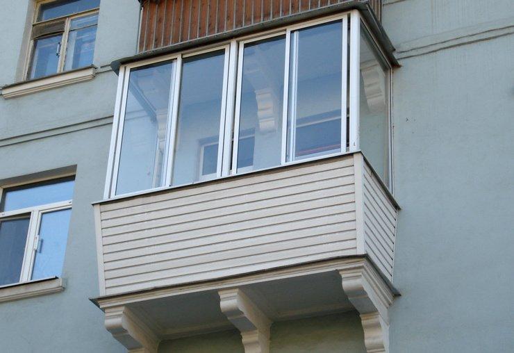 остекление балкона Глеваха