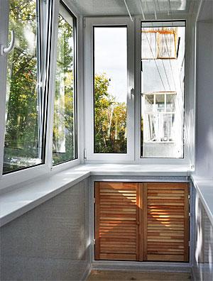 Остекление балкона Бортничи