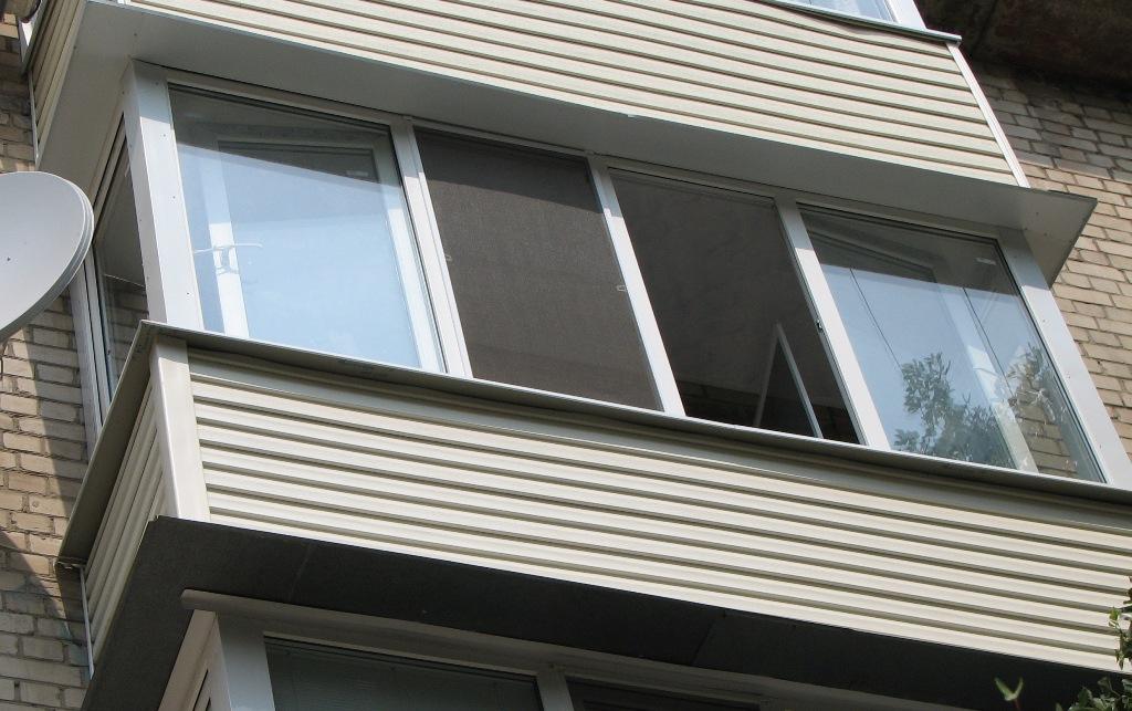 остекление балкона Бровары