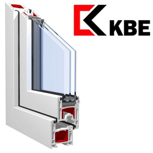 металлопластиковые окна KBE
