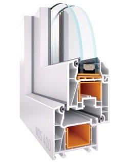 металлопластиковые окна WDS