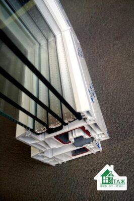 пластиковые окна Декко 82