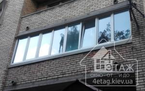 Цены на окна ПВХ в Киеве