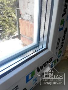 """Окна WDS Киев недорого в компании """"4 этаж"""""""