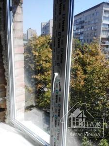 Заказ окна Киев - бесплатный замер специалистами компании 4 этаж