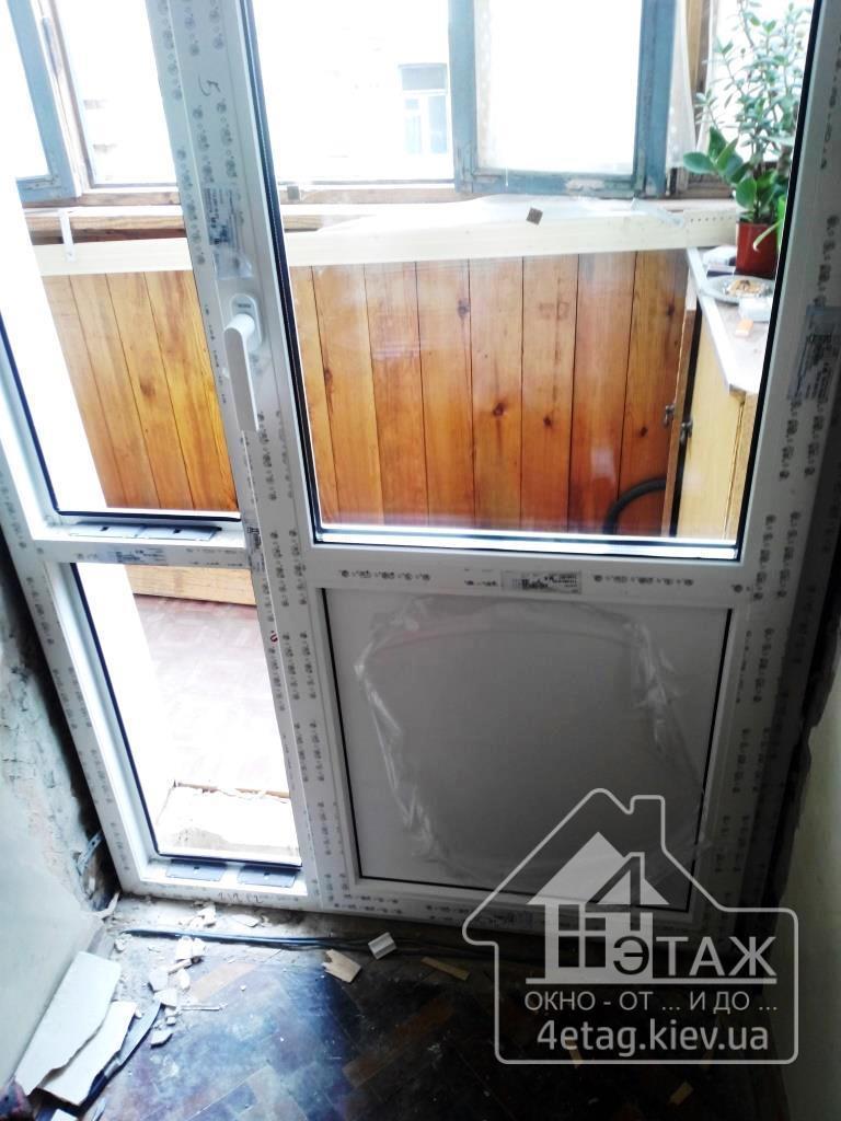 балконные двери Киев