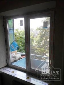 Стоимость заказа пластиковых окон в компании 4 этаж