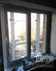 """Надежные окна металлопластиковые WDS 404 от компании """"4 этаж"""""""