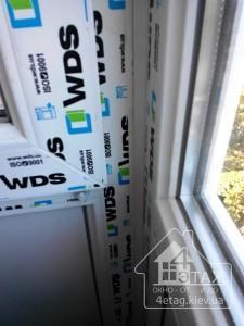 Цены на металлоластиковые окна WDS
