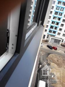 Ламинированные окна Вишневое - оконная компания