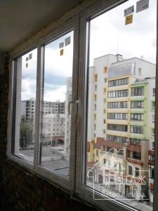 """Купить окна на лоджию Киев - компания """"4 этаж"""""""