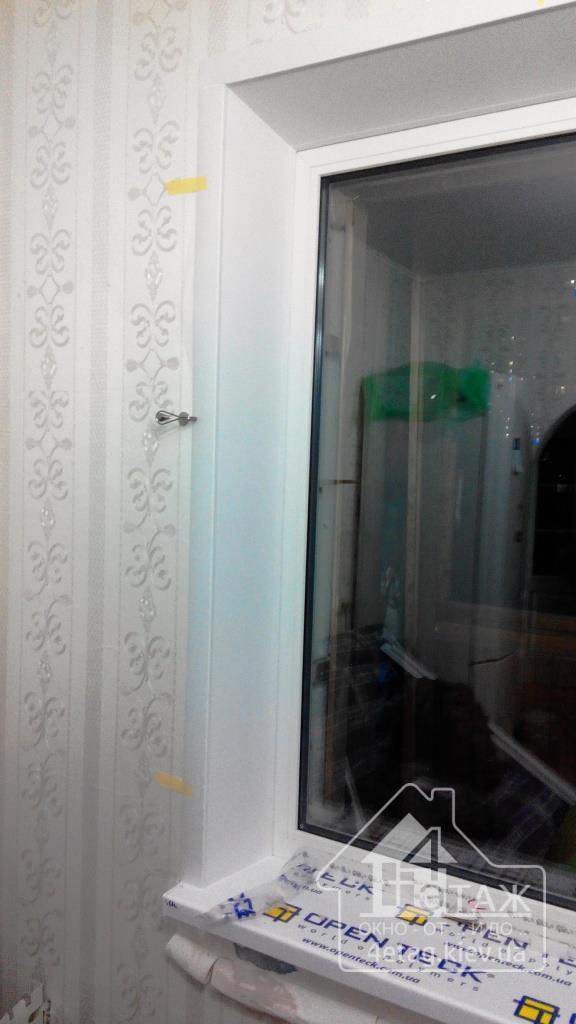 """Пластиковые откосы на окна НЕДОРОГО, в фирме """"4 этаж Окно От и До"""""""