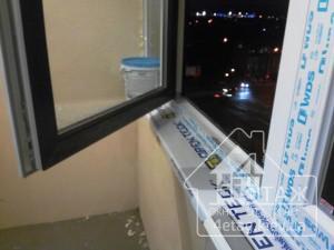 Ламинированные окна WDS на лоджию - оконная фирма