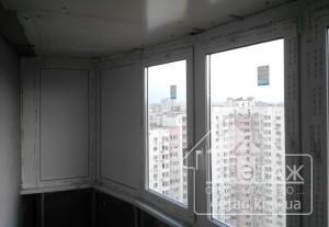 """Остекление балконов Боярка - оконная компания """"4 этаж"""""""