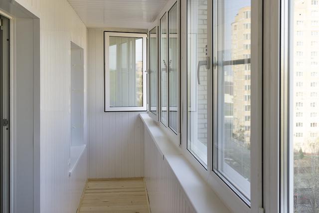 ремонт балкона под ключ в Киеве