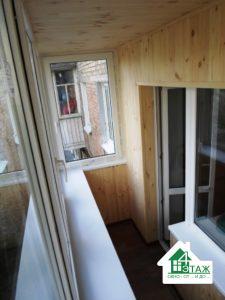 Преимущества остекления балконов в Киеве от ТМ