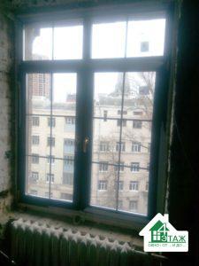 Ламинированные окна со шпроссами - ТМ