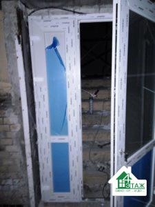 Входные пластиковые двери Aluplast - от ТМ