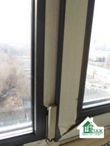 Ламинированные окна под дерево от ТМ
