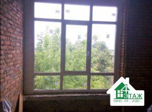 Пластиковые окна с фрамугой в Киеве - оконная компания