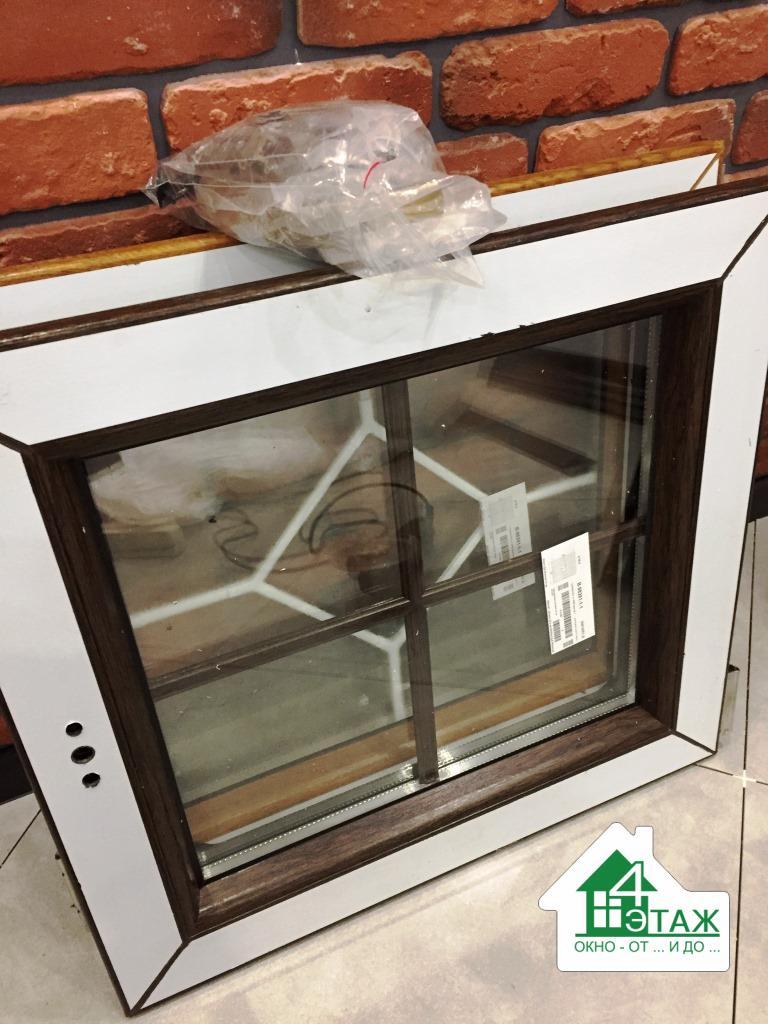 Металопластикові вікна з шпросами